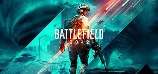 Анонсирующий трейлер Battlefield 2042
