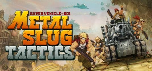 Metal Slug Tactics - новая grid-based тактическая игра для ПК