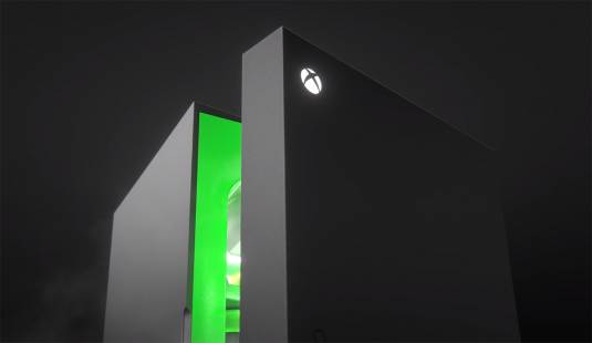 Мировая премьера: Мини-холодильник Xbox