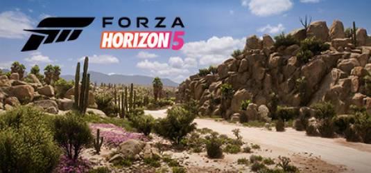 Геймплейное демо Forza Horizon 5