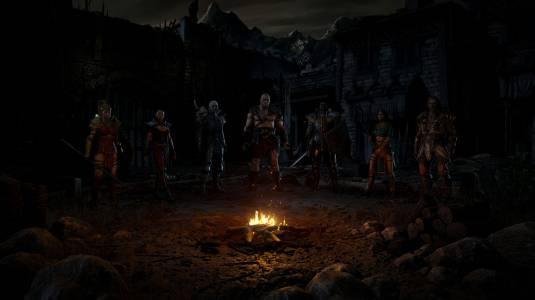 Новое видео и дата выхода Diablo 2: Resurrected