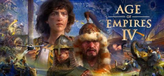 Age of Empires 4 выходит 28 октября