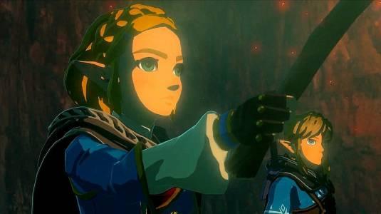 Трейлер сиквела The Legend of Zelda: Breath of the Wild