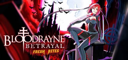Ремастер BloodRayne Betrayal выйдет на ПК летом 2021 года