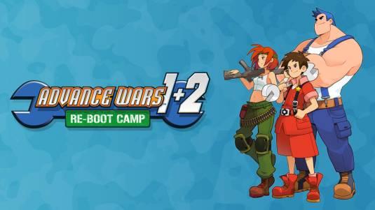 Advance Wars 1+2: Re-Boot Camp - ремастер классических стратегий Nintendo