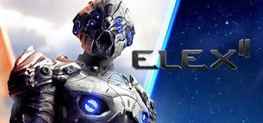 Девять минут игрового процесса ELEX II