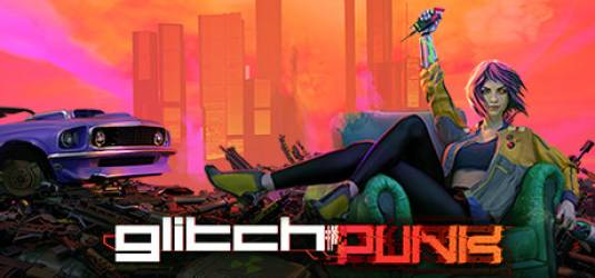 Glitchpunk - игра в стиле GTA 2, которая появится в раннем доступе Steam 11 августа