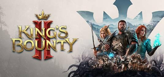 Официальный трейлер и системные требования King's Bounty 2