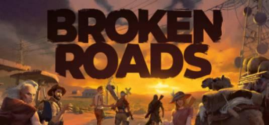 Team17 анонсировала постапокалиптическую ролевую игру Broken Roads
