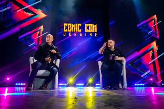 Фестиваль-рекордсмен: Comic Con Ukraine 2021 собрал более 40 000 человек