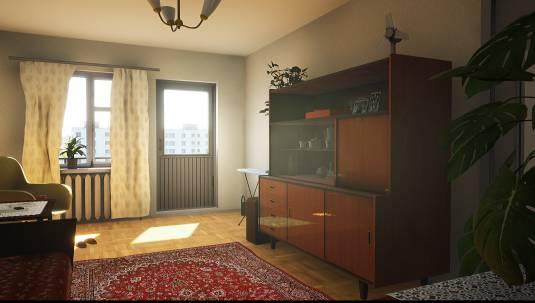 Квест Bright Lights of Svetlov вышел в Steam