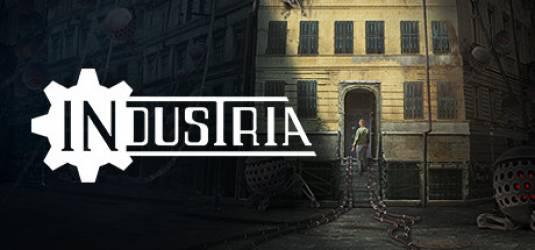 Сюрреалистический шутер от первого лица INDUSTRIA выходит 30 сентября