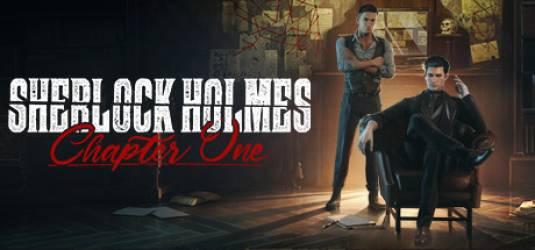Новый трейлер Sherlock Holmes Chapter One демонстрирует механику расследования