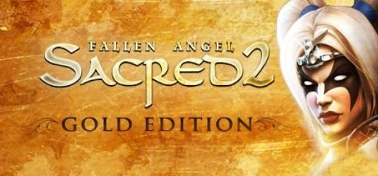 Sacred 2: Fallen Angel на золоте. Рок трейлер
