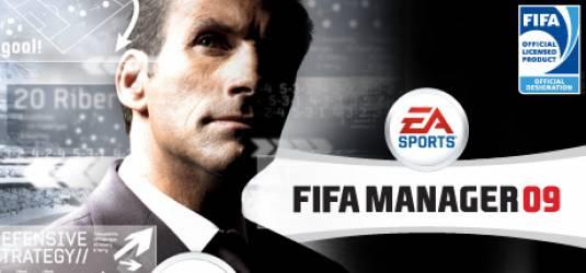 FIFA Manager 09, демо версия