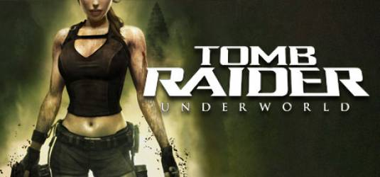 Tomb Raider: Underworld в печати