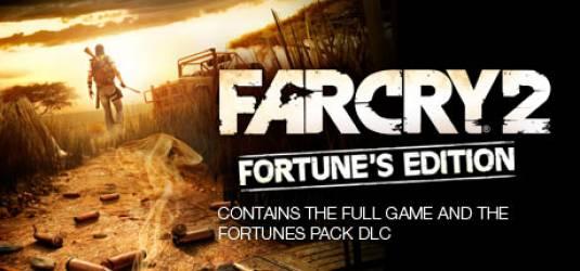 Far Cry 2, доступны две бонусные миссии