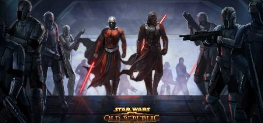 Star Wars: The Old Republic MMO, первый  Trailer
