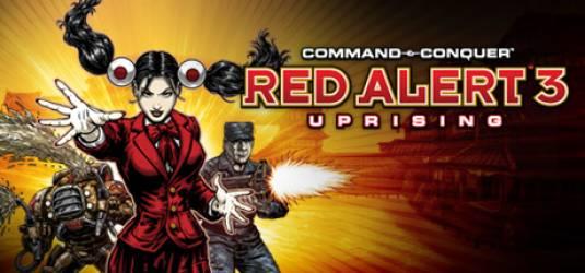 C&C Red Alert 3: Uprising, официально анонсирован