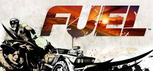 FUEL Gameplay Trailer