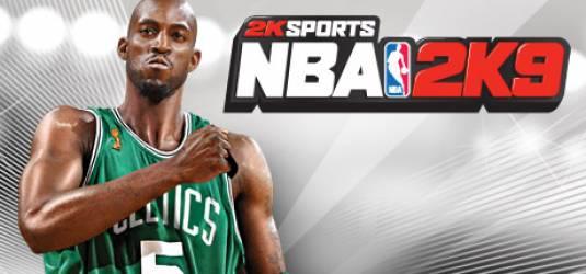 NBA 2K9: анонс локализации