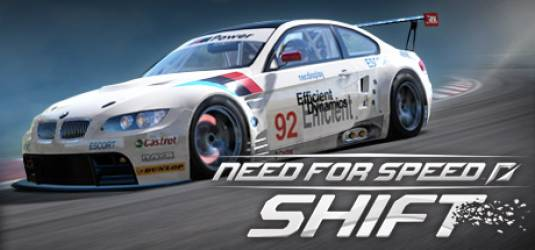 Need for Speed SHIFT, First Look Interview