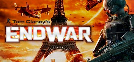 Tom Clancy's EndWar в продаже