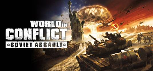 2 геймплей ролика World In Conflict: Soviet Assault