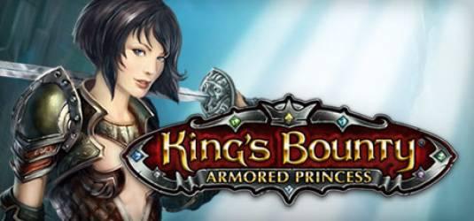 Демоверсия игры «King's Bounty: Принцесса в доспехах»