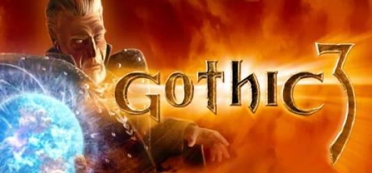 Одна неделя до релиза Gothic 3 Gold