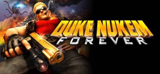 Duke Nukem Forever, геймплей видео
